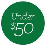 $25 to $50